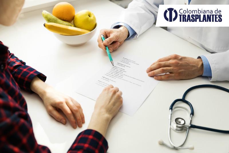 Importancia de un dietista renal