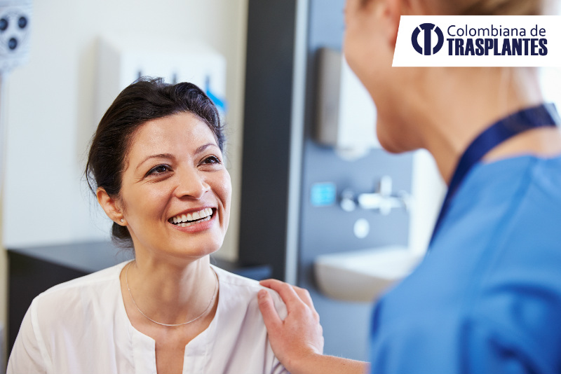 Apoyo emocional a pacientes con enfermedad renal crónica