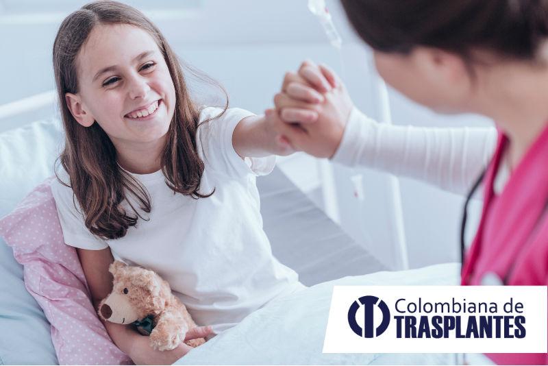 Trasplante de riñón en niños