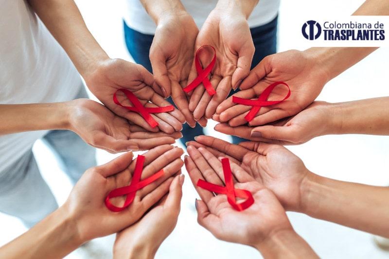 Avances en trasplantes en contagiados de VIH