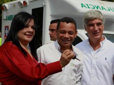 nuevas ambulancias para la Guajira