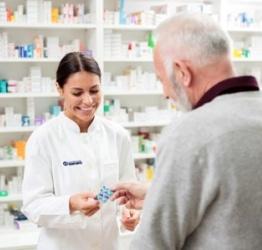 servicio en Farmacia